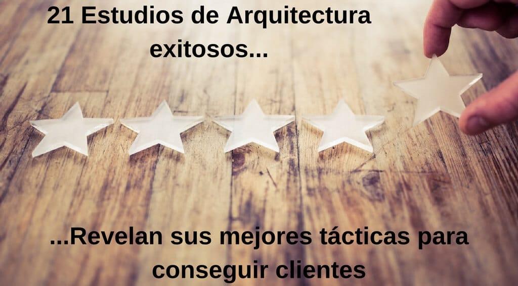 21 estudios de arquitectura exitosos revelan sus mejores - Estudios de arquitectura en toledo ...