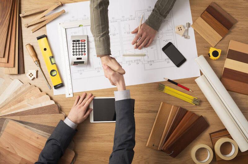 Arquitecto y cliente