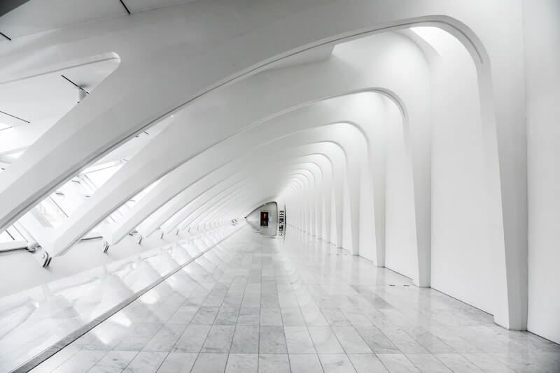Pasaje portafolio arquitecto
