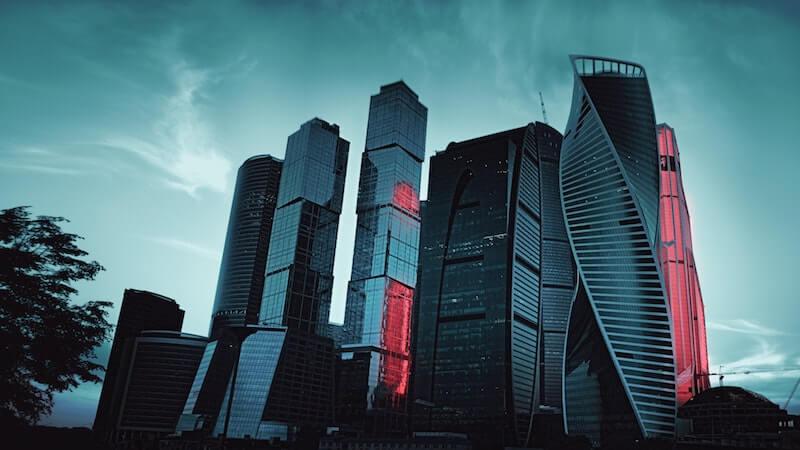 Torres de arquitectos para portfolio
