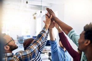 Arquitectos Trabajo en equipo y liderazgo
