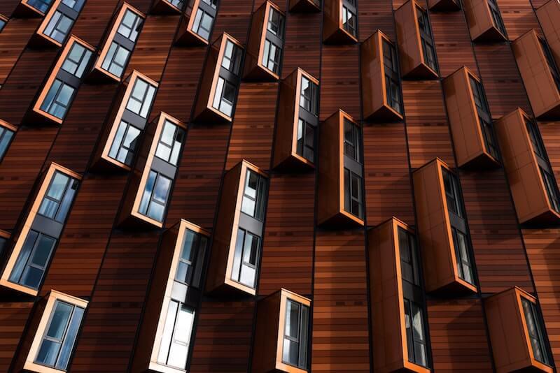 Ventanas arquitectura en portafolio
